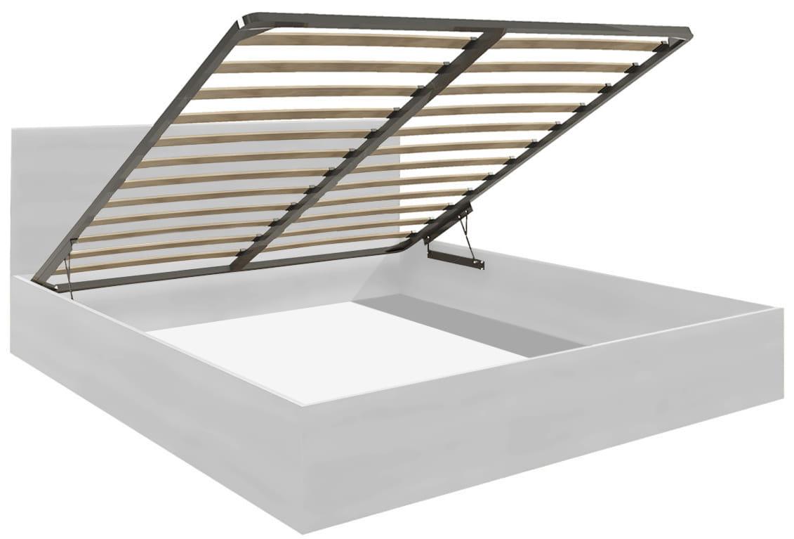 łóżko Stelaż 120x200cm Biały